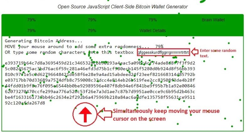 Make a Bitcoin Paper Wallet
