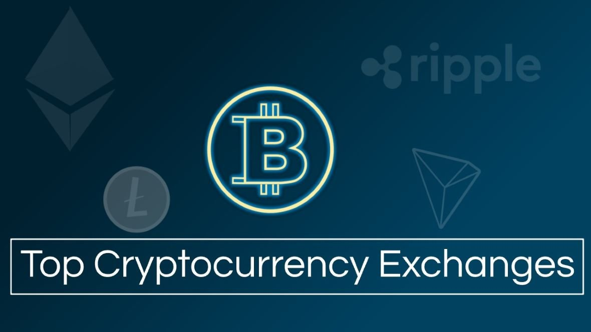 top cryptocurrency exchanges